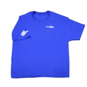 Official Silk screened 150th Birthday T-shirt - Royal Blue